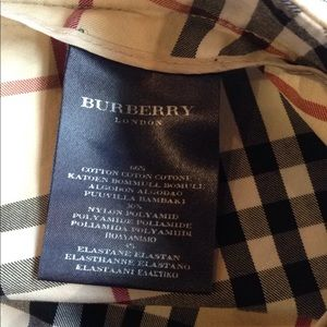 Burberry Shorts - Burberry shorts sz 6